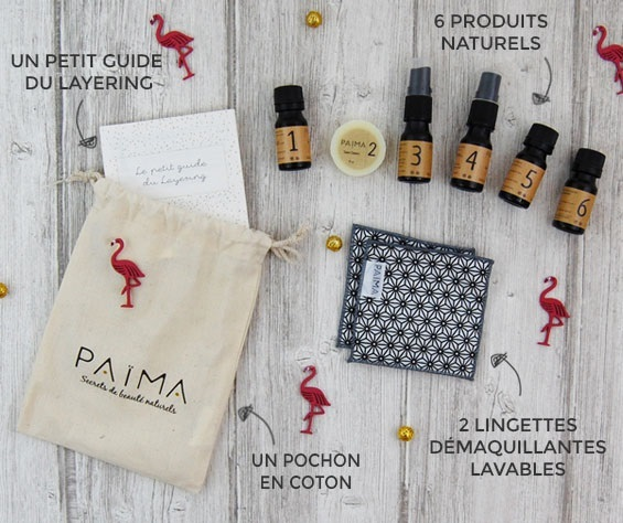 Kit layering Antirides Païma
