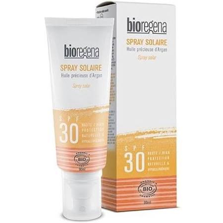 Spray solaire adulte SPF 30 Bioregena